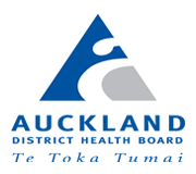 Auckland District Health Board logo
